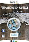Animations famille avril 2021