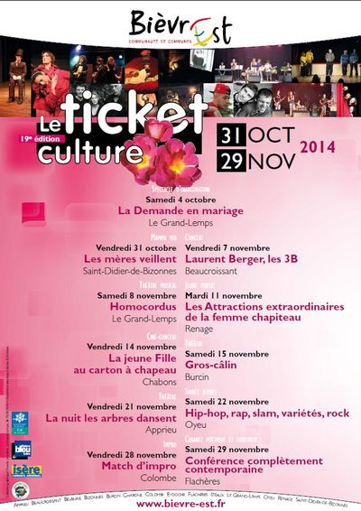 ...Ticket culture - Edition 2014